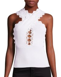 Alice McCALL | White Ain't Nothing But A Top | Lyst