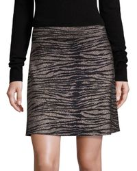 A.L.C. | Multicolor Alonso Mettiger-print Skirt | Lyst