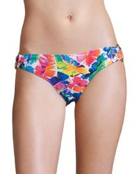 MILLY   Multicolor Barbados Bikini Bottom   Lyst