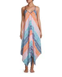 Roberta Roller Rabbit | Blue Chasca Scarf Dress | Lyst