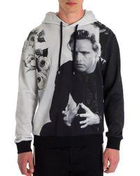Dolce & Gabbana | Gray Marlon Brando Graphic Print Sweatshirt for Men | Lyst