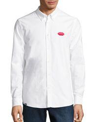 Wesc - White Ogen Relaxed-fit Shirt for Men - Lyst