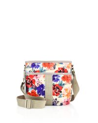 LeSportsac | Multicolor Essential Floral Nylon Crossbody Bag | Lyst