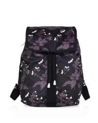 LeSportsac | Multicolor Shopper Botanical Nylon Backpack | Lyst