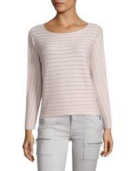 Joie | Multicolor Cashmere Blend Kerenza Sweater | Lyst