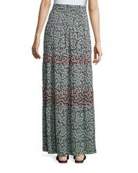 A.L.C. - Multicolor Suarez Skirt - Lyst