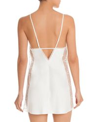 In Bloom - White Affinity Bridal Chemise - Lyst