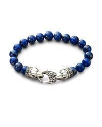 Stephen Webster - Blue Coral Beaded Bracelet - Lyst