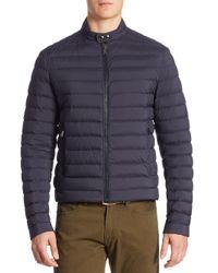 Ralph Lauren - Blue Lawton Down Jacket for Men - Lyst