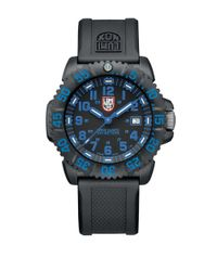 Luminox - Black Sea Colormark Strap Watch for Men - Lyst