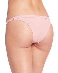 Made By Dawn - Multicolor Traveler Bikini Bottom - Lyst