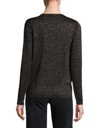 J Brand - Black Bella Freud X Pretty Baby Sweater - Lyst