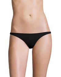 Melissa Odabash - Black Lima Bikini Bottom - Lyst