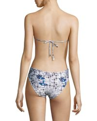 Sinesia Karol - Blue Road Tara One-piece Swimsuit - Lyst
