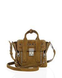 3.1 Phillip Lim | Multicolor Pashli Mini Leather Satchel | Lyst