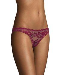 Stella McCartney - Multicolor Suzie Doting Bikini Bottom - Lyst