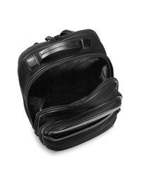 Montblanc - Black Large Ribbed Backpack for Men - Lyst