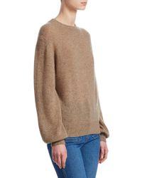 Khaite - Multicolor Viola Cashmere Sweater - Lyst
