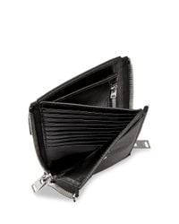 Alexander Wang | Black Riot Leather Bifold Wallet | Lyst