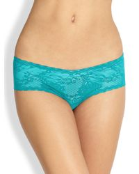 Cosabella | Blue Trenta Low-rise Hipster | Lyst