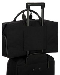 Bric's - Black Weekend Duffle Bag for Men - Lyst