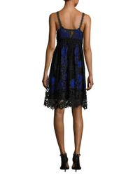 Elie Tahari - Blue Malina Sleeveless Dress - Lyst