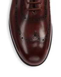 Sutor Mantellassi - Brown Walsh Hybrid Leather Low Top Sneakers for Men - Lyst