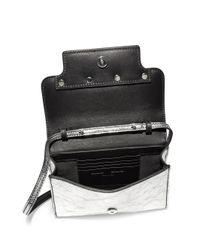 Proenza Schouler - Ps11 Metallic Leather Chain Wallet - Lyst