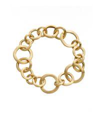 Marco Bicego | Metallic Jaipur Link 18k Yellow Gold Bracelet | Lyst