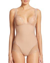 Simone Perele - Pink Top Model Body Shaper - Lyst
