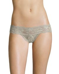 Cosabella - Multicolor Never Say Never Cutie Low-rise Thong - Lyst