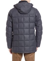 Barbour - Blue Dunnage Quilted Jacket for Men - Lyst