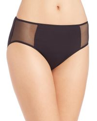 Wacoal - Black Body By High-cut Bikini Brief - Lyst