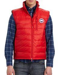 Canada Goose - Red Lodge Vest for Men - Lyst
