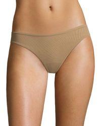 La Perla - Natural Women's Sexy Town Panty - Black - Size Large - Lyst