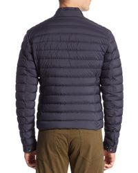 Ralph Lauren - Blue Lawton Down Jacket for Men - Lyst