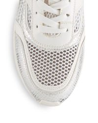 Catherine Malandrino - White Whippen Sneakers - Lyst