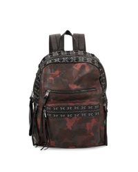 Ash | Multicolor Billy Leather Camo Backpack | Lyst