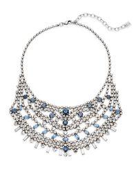 DANNIJO | Blue Risley Antique Necklace | Lyst