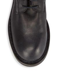 Ann Demeulemeester | Black 1800 Vitello Olio Knee-high Boots | Lyst