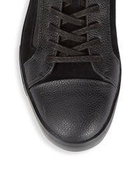 Calvin Klein - Black Bilton Low-top Sneakers - Lyst