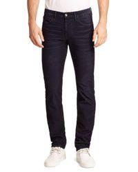 Joe's - Blue Brixton Slim Fit Corduroy for Men - Lyst