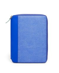 Want Les Essentiels De La Vie - Blue Sky Harbor Medium Zip Sleeve - Lyst