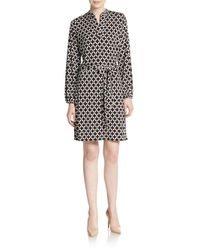 Laundry by Shelli Segal - Black Basillica Dress - Lyst