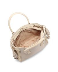 Longchamp - Brown Penelope Leather Tote - Lyst