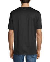 Antony Morato - Black Bad Choices Graphic T-shirt for Men - Lyst