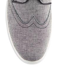 Ben Sherman Multicolor Nicholas Wingtip Toe Sneakers for men