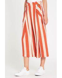 Sass & Bide - Orange The Strata Pant - Lyst