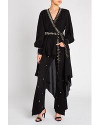 Sass & Bide - Black Cloud Nine Dress - Lyst