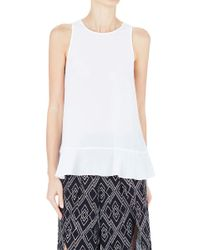 Sass & Bide | White Stop Kissing | Lyst